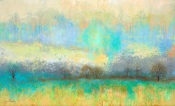 Timeless by Jo Starkey - Original Painting on Board sized 39x24 inches. Available from Whitewall Galleries